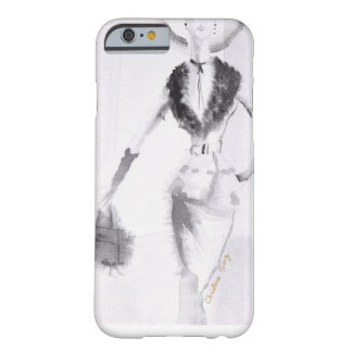 Christine no.1 barely there iPhone 6 case