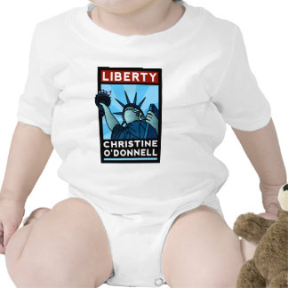 Christine O Donnell 2010 American Liberty T-shirt