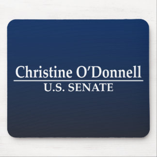Christine O Donnell for Senate Mouse Pad