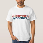 Christine O'Donnell for Liberty Tshirts