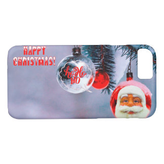 Christma image for Apple iPhone 8/7, Phone Case