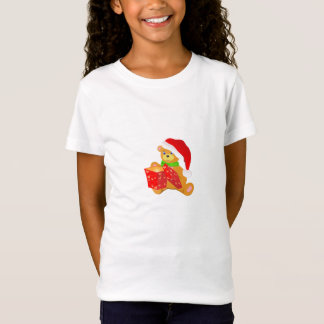 Christmad Teddy T-Shirt