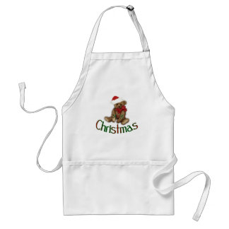 Christmas 2009 standard apron