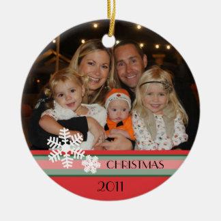Christmas 2011 christmas ornament