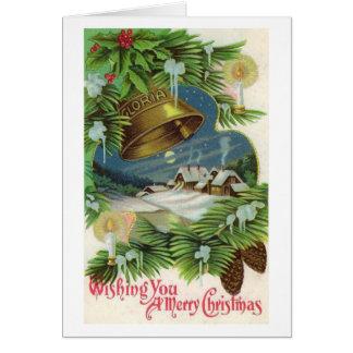 CHRISTMAS (210) CARD