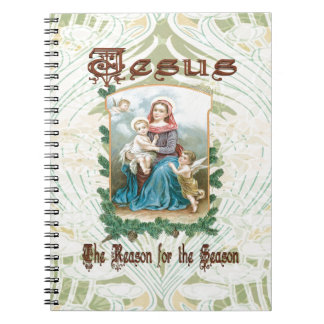 Christmas 2 - Jesus is the Reason for Season Notebooks