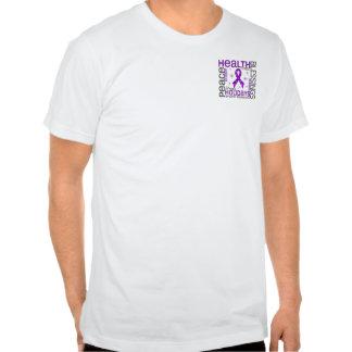 Christmas 4 Epilepsy Snowflakes Tshirts