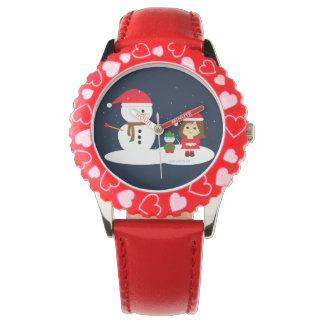 Christmas 5 watch