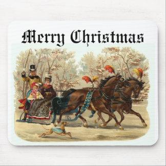 CHRISTMAS 80 Merry Christmas Mousepad