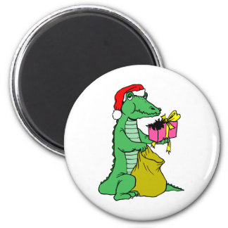 Christmas Alligator Gifts - T-Shirts, Art, Posters & Other Gift ...