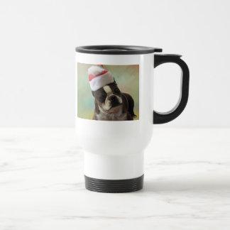 Christmas Amby Travel Mug