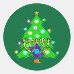 Christmas and Hanukkah Together
