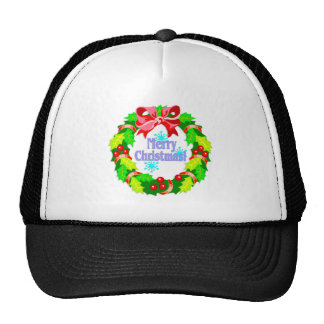 Christmas and Hanukkah Together Cap