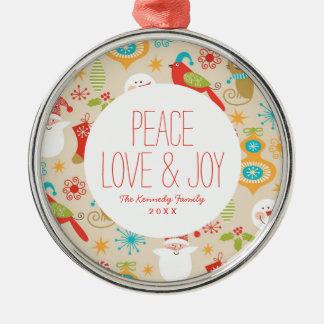 Christmas and New Year Christmas Ornament