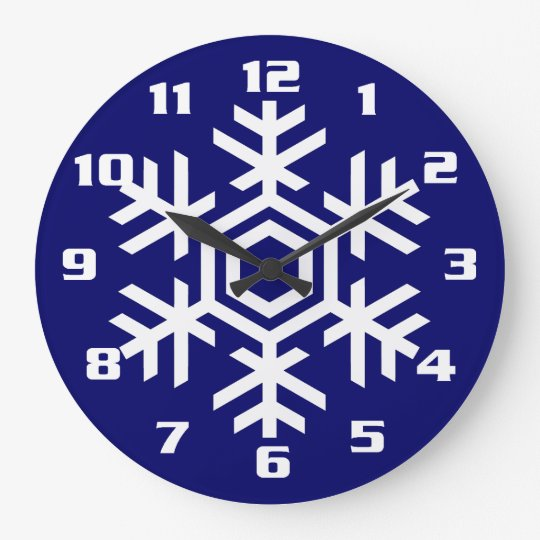 Christmas and Seasonal Home Decor White Snowflake Large