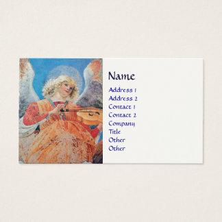 CHRISTMAS ANGEL BUSINESS CARD