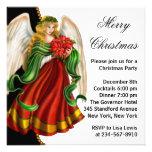 Christmas Angel Christmas Party