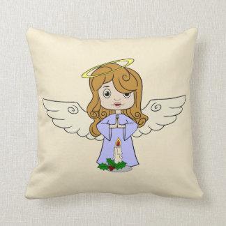 Christmas Angel Cushion