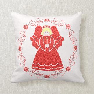 Christmas Angel for Grandmother Pillows