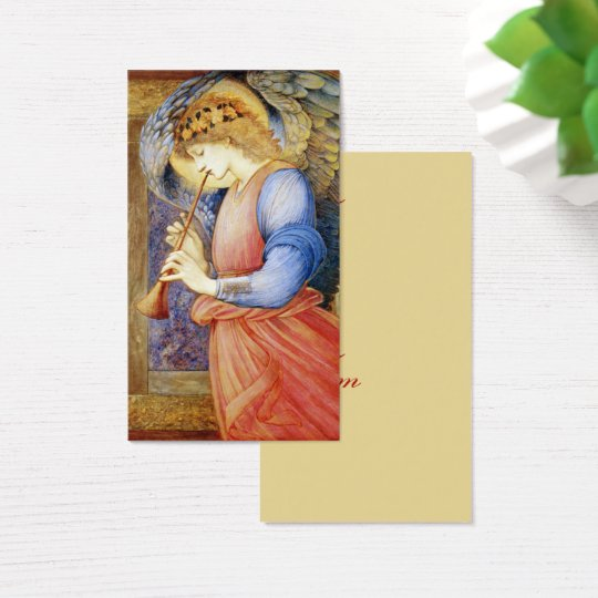 Christmas Angel Gift Tags Enclosure Cards Fine Art