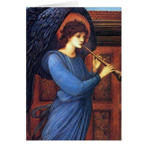 Christmas Angel Note Cards - Burne-Jones