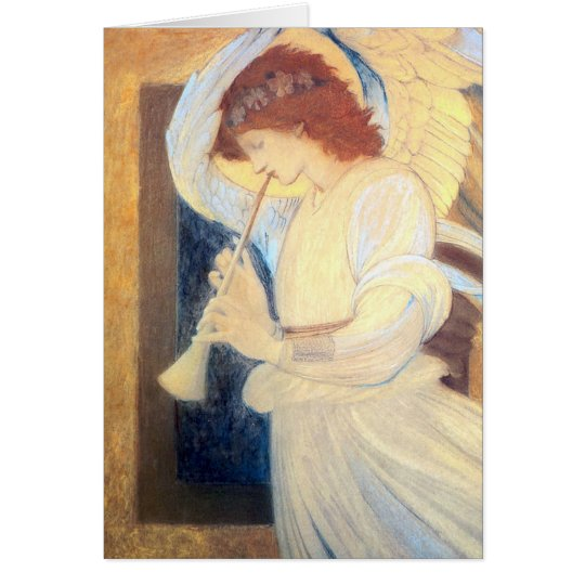 Christmas Angel Note Cards - Edward Burne-Jones