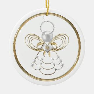Christmas Angel of Joy Ornament