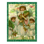 Christmas Angel Postcards
