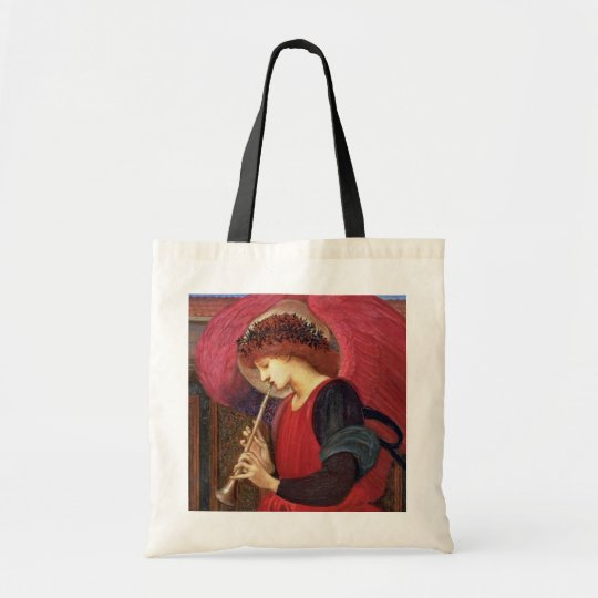 Christmas Angel Tote Bag - Sir Edward Burne-Jones