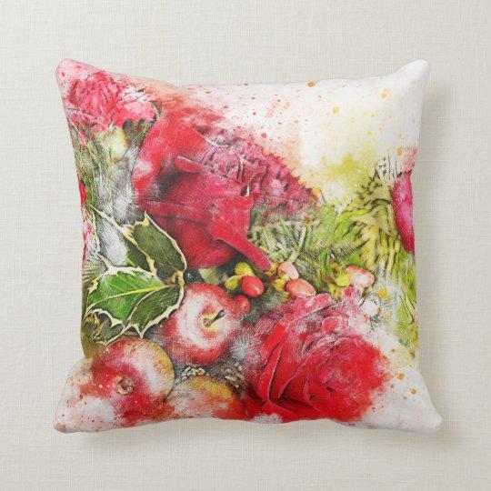 Christmas Art Cushion