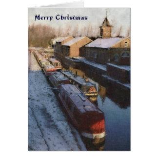 Christmas at Bulbourne Yard Card