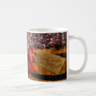 Christmas at Covent Garden, London Coffee Mug