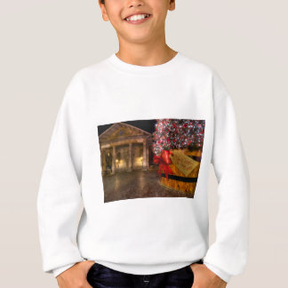 Christmas at Covent Garden, London Sweatshirt