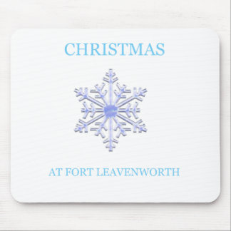 Christmas At Fort Leavenworth 27 Mouse Pad