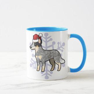 Christmas Australian Cattle Dog / Kelpie