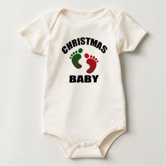 Christmas Baby Baby Bodysuit