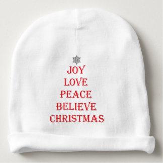Christmas Baby Beanie Hat