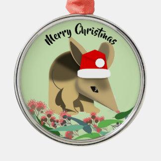 Christmas Baby Bilby Christmas Ornament