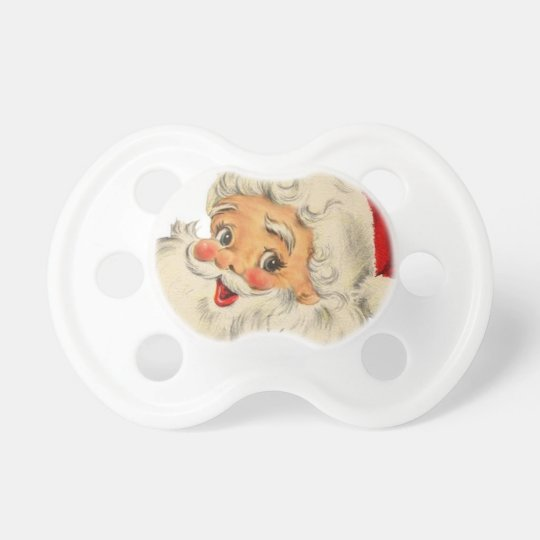 Christmas baby pacifier