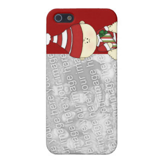 Christmas Baby/Personalize Photo Case For The iPhone 5