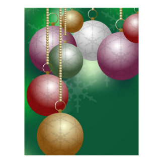 Christmas Background Flyers