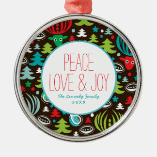 Christmas background pattern wrapping christmas ornament