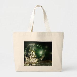 Christmas Canvas Bags
