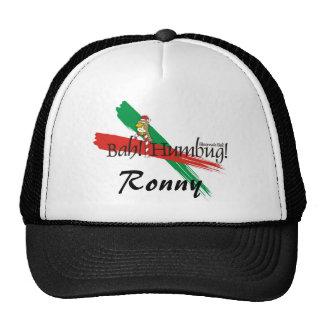 Christmas Bah! Humbug! Trucker Hat
