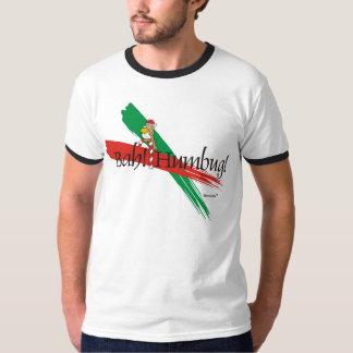 Christmas Bah! Humbug!. Tee Shirt