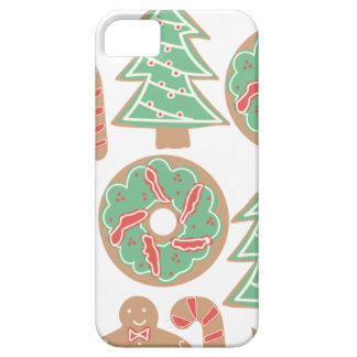 Christmas Baking Print iPhone 5 Cover