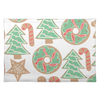 Christmas Baking Print Placemat