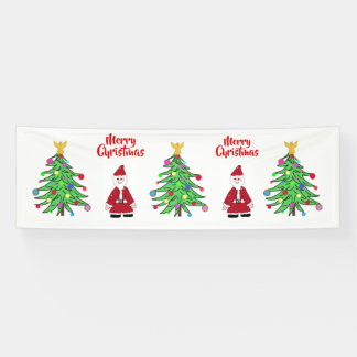 Christmas Banner for holiday cheer