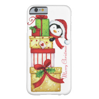 christmas barely there iPhone 6 case