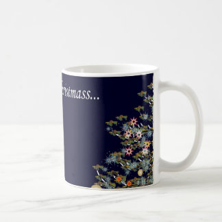 Christmas Basic White Mug